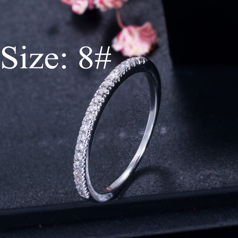 Silver Size 8