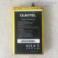 Oukitel K10000 Pro Battery 100 Original Large Capacity 10000mAh Battery Replacement For Oukitel K10000 Pro Mobile
