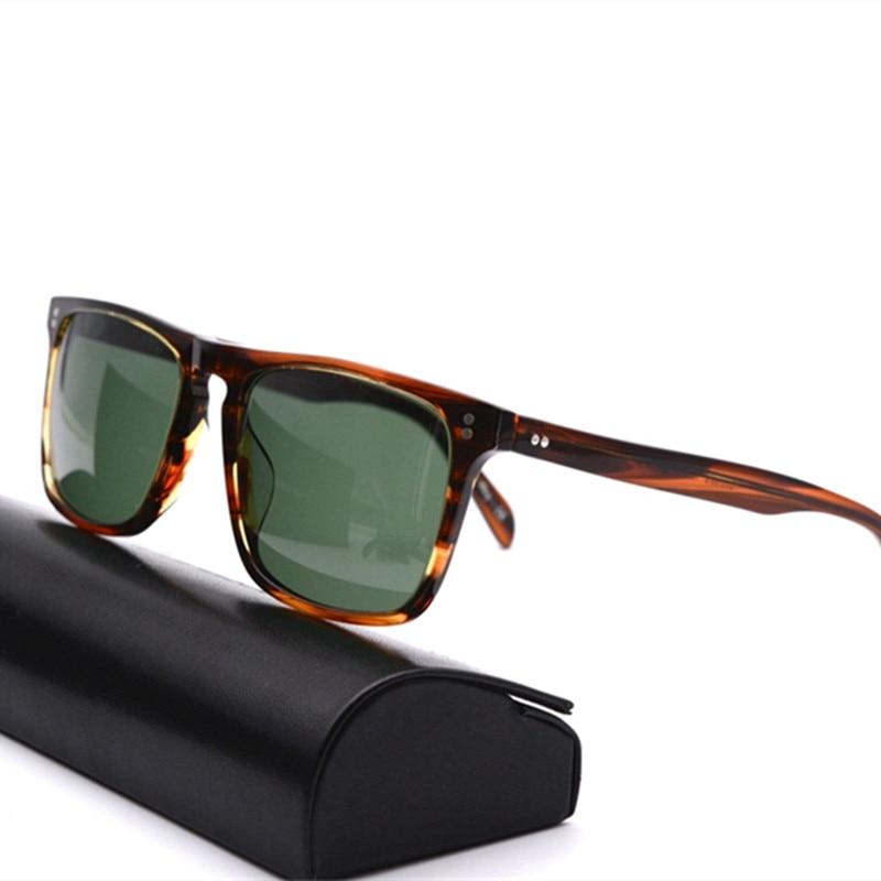 Vazrobe verre hommes lunettes de soleil femmes marques célèbres acétate lunettes de soleil pour homme conduite qualité 141-165mm large lunettes de soleil mâle