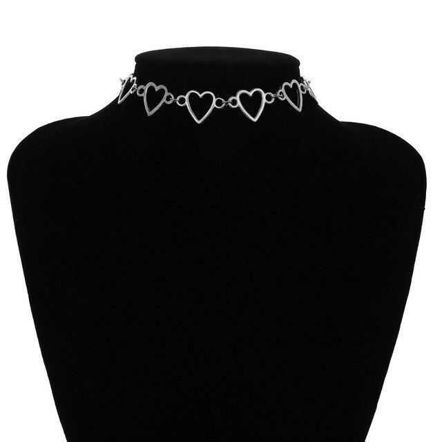 Amazemark Royal Heart Choker Necklace 6