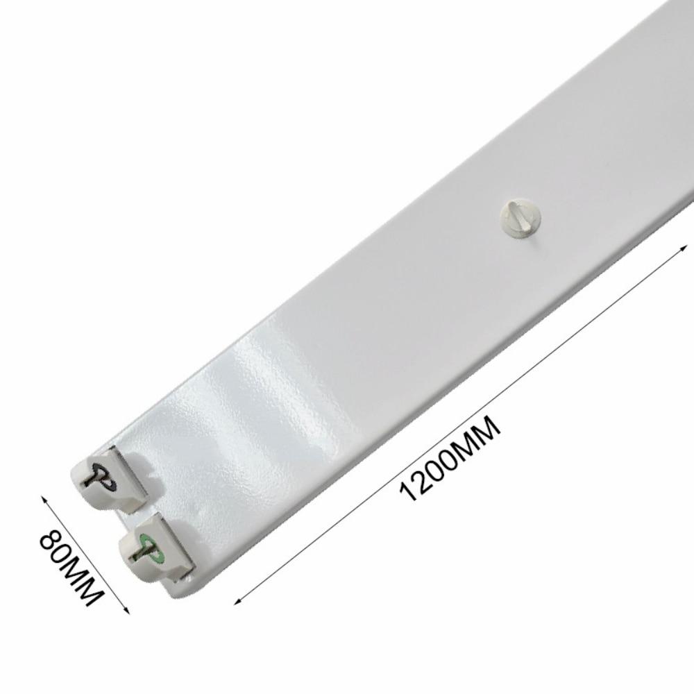 Toika FedEX 20pcs / lot T8 učvršćivanje cijevi / podrška / nosač - Različiti rasvjetni pribor - Foto 4