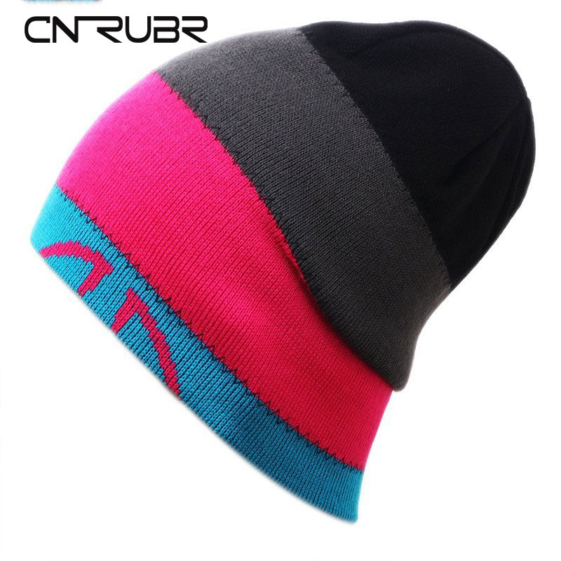 CN-RUBR Hot Sale Winter Bad Hair Day Beanie Cap Men Hat Beanie Knitted Winter Hiphop Hats For Women Hip Hop Hat Gorras 2017 winter women beanie skullies men hiphop hats knitted hat baggy crochet cap bonnets femme en laine homme gorros de lana