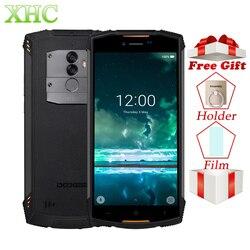 DOOGEE S55 4GB 64GB Smartphone IP68 Waterproof 5.5