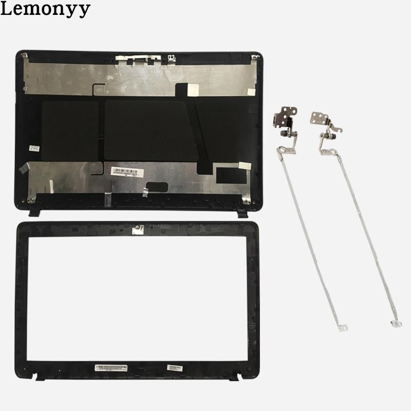 New For PACKARD BELL EasyNote TE11 TE11HC TE11HR TE11BZ TE11HR TE11-BZ TE11-HC LCD Top Cover Case /LCD Bezel Cover/LCD Hinges