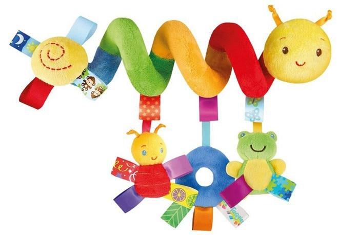 رضيع جديد ألعاب طفل سرير تدور حول عربة - لعب للأطفال الرضع