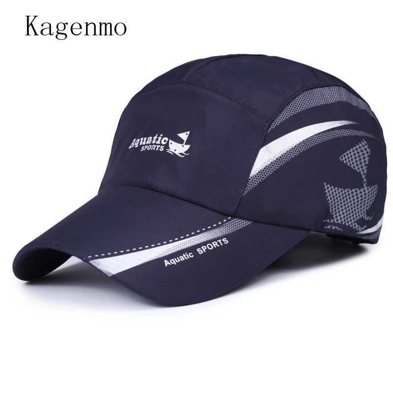 Kagenmo Primavera de secado rápido sombrero unisex algodón fino malla  transpirable Moda hombre mujer gorras de béisbol delgada sol visera del  sombrero ... 211516e9554