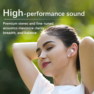 Image 3 - Dikdoc Wireless Earbuds Bluetooth Earphones TWS Waterproof In earphone Handfrees Noise Cancelltion BT 5.0 3D Stereo Air Buds