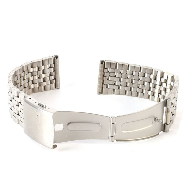 Unisex Stainless Steel Watchbands