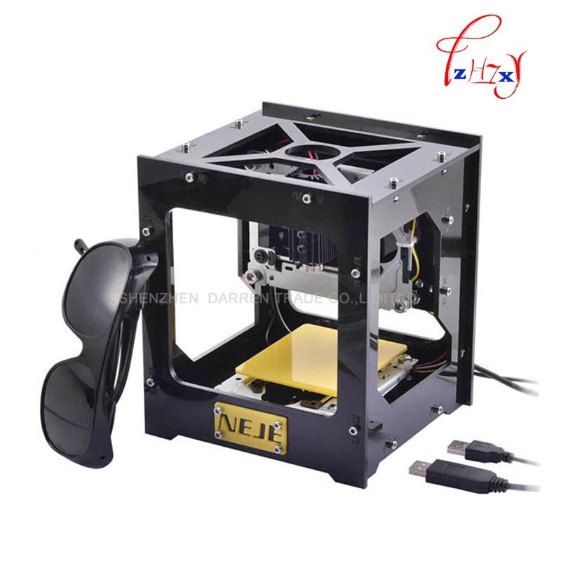 2016 New 300mW USB DIY Laser Engraver Cutter Engraving Cutting Machine Laser Printer Engraving machines laser 1pc