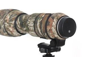 Image 4 - ROLANPRO Tamron SP 150 600mm F/5 6.3 Di VC USD G2 A022 ป้องกันปืนเสื้อผ้ากล้องลวงตา Coat เลนส์ป้องกัน