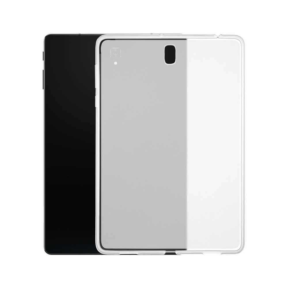 Cases For Samsung Galaxy Tab S4 10.5 SM-T830 SM-T835 10.5 Inch Ultra-Thin Soft Silicone TPU Transparent Waterproof Clear Covers
