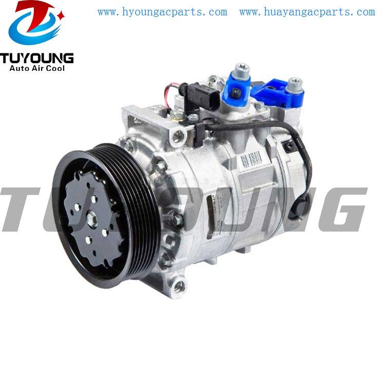 Air Conditioning & Heat Loyal Pn#447190-3600 10pa17c Auto A/c Compressor For Audi A8 4e0260805f 4e0250805f 4472209262 Auto Ac Parts Last Style