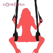 Sex Toys For Women BDSM Bondage Restraint Straps Adult Game Sex Toys For Adults Couple Hand Behind Bondage Cuffs Accessories