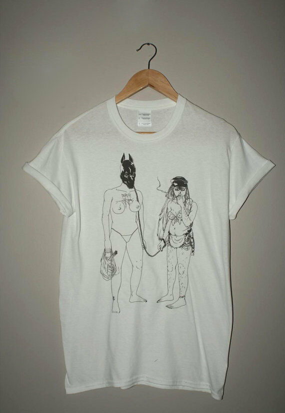 DEATH GRIPS THE MONEY STORE T-SHIRT RAP HIPSTER MC RIDE JENNY DEATH BAND PUNK O-Neck Sunlight Men T-Shirt top tee image