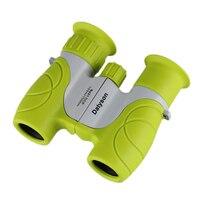 8x21 Kids Binoculars Compact Binocular Roof Prism for Bird Watching Educational Learning Christmas Gifts Children Toys Green