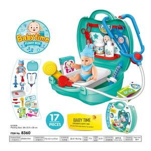 Image 5 - Keuken Pretend Play Kit Voedsel Speelgoed Miniatuur Educatieve Rol Speelhuis Spel Puzzel Cocina Juguete Gift Voor Meisje Kid Kinderen