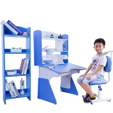 suit orthophoto anti-myopia Children's study and chair pupils writing desk