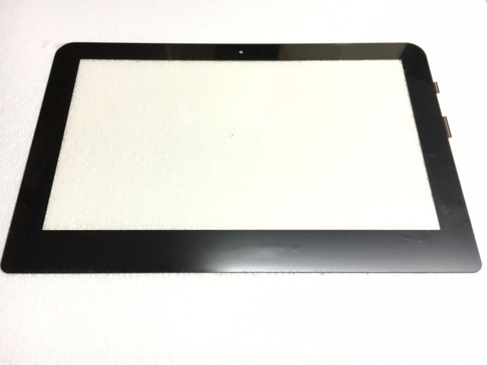 11.6 inch Glass Touch Screen For HP Pavilion X360 11K 11-K LED Touch Glass Panel Digitizer for hp pavilion touchsmart 11 series 11 e010au 11 e030ea 11 e030sa 11 e110nr 11 e019au touch screen digitizer sensor glass bezel