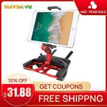 Sunnylife держатель для DJI mavic Pro 2 Air Spark ремень подставка крепление база для mavic air качество смартфон Ipad планшет samsung s8