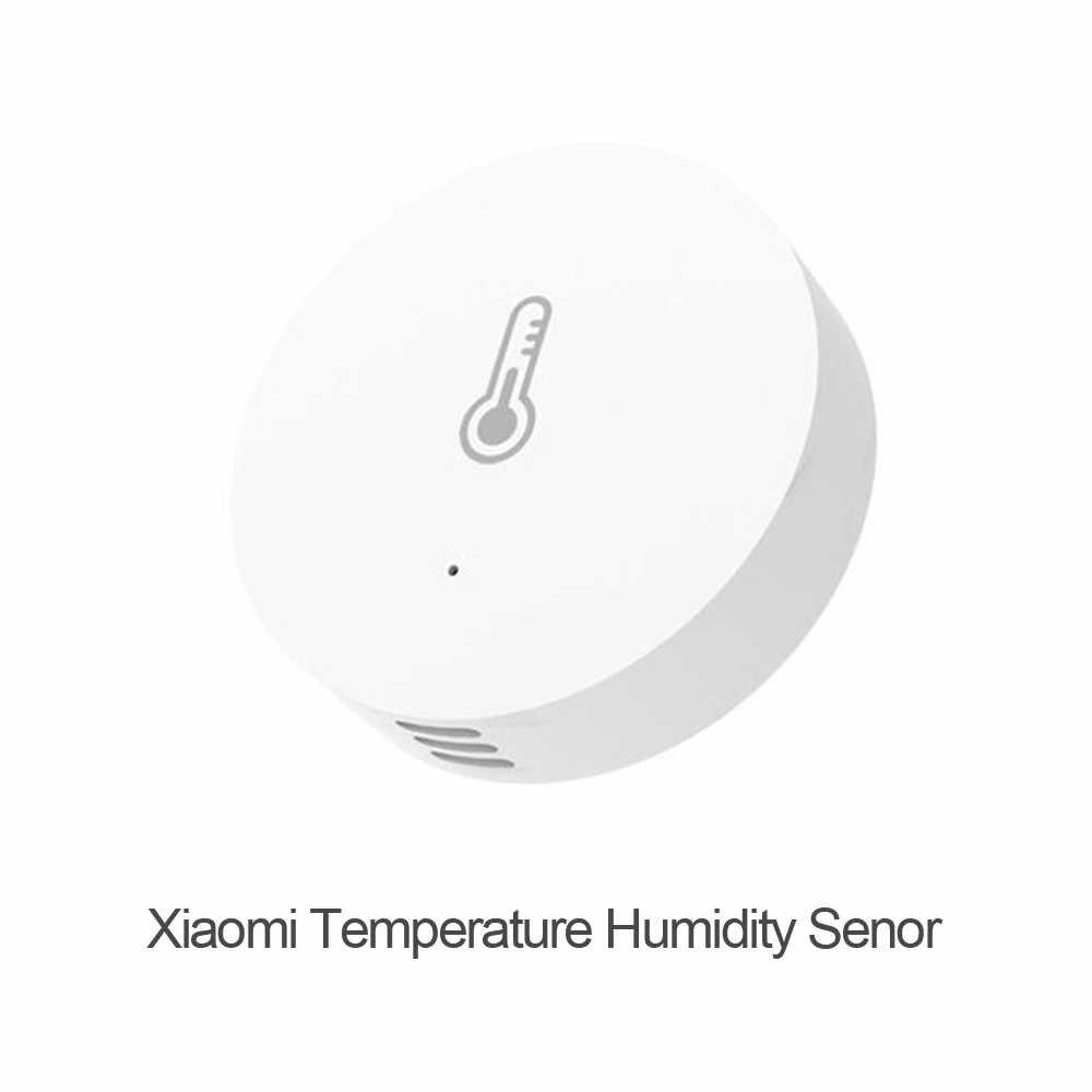 Xiaomi Mijia zestawy smart home Gateway czujnik temperatury i wilgotności ludzkiego ciała czujnik drzwi okno bezprzewodowy czujnik przełącznik czujnika hurtownie
