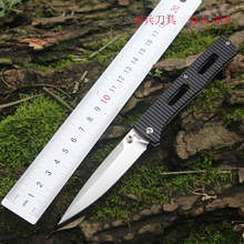 RH Original Folding Knife VG-10 Blade G10 Handle Hunting Pocket Camping Tactical Knives Outdoor Survival Military Knife EDC Tool lw hunting knife fixed blade vg 10 blade g10 handle outdoor camping survival rescue knives 59 hrc hardness straight and k sheath
