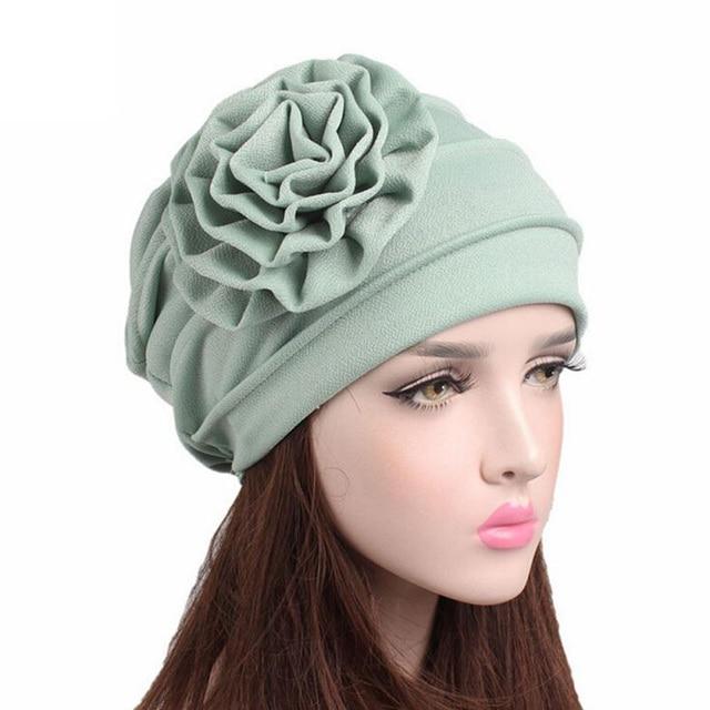 Chapéu do Inverno feminino gorro de algodão das mulheres para o outono  Mulheres O Câncer Chapéu 1415cf90e2b