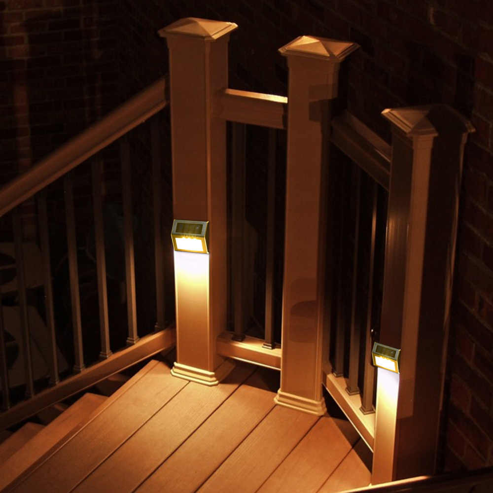 Solar Step Lights Led Ed