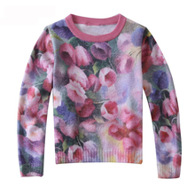 2018 new Children clothing sets spring baby girls basic sweaters clothes set kids knitted sweater childern warm wear