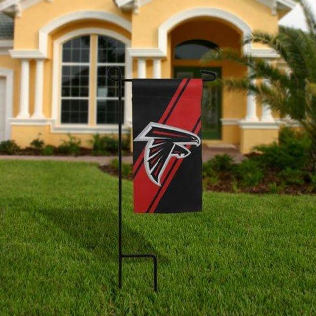 Black Outdoor Yard Garden Detachable Flag Pole Metal Lightweight Mini Garden  Flags Pole Stand Holder
