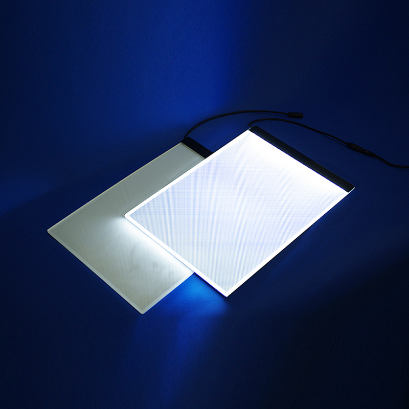 A4 Portable LED Light Box Drawing Board Artist Drawing Pad,Tracing Drawing Table Tattoo Pad YTT001-3 Duplicate Pad