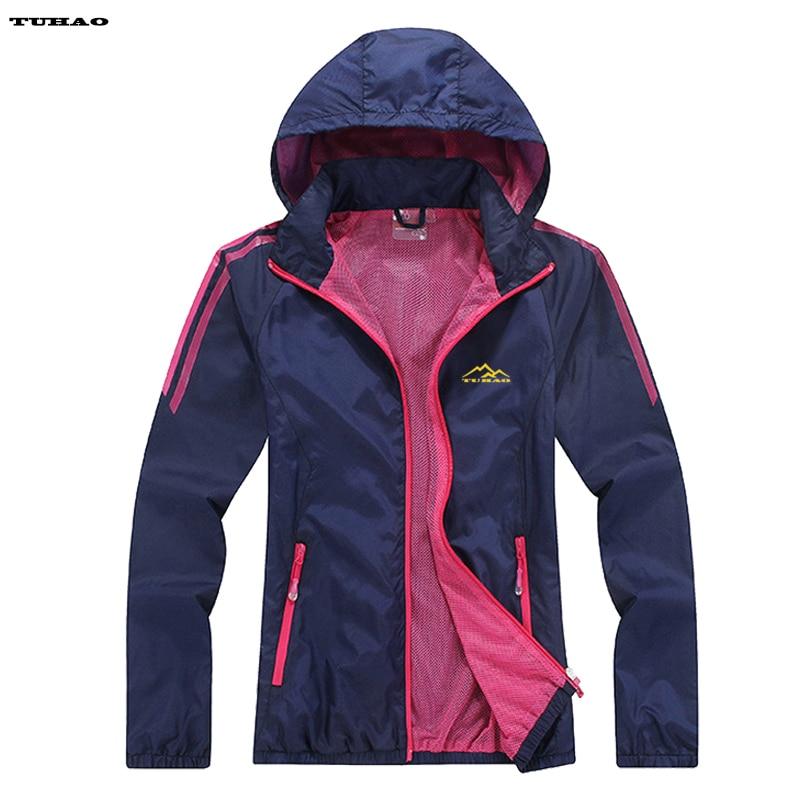 Primavera verano chaqueta fina de la cazadora mujeres básica abrigos sun-protect