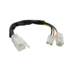 Image 4 - XLSION CDI Kabel Draad Adapter Connector Plug Fit Scooter Bromfiets Pit Crossmotor ATV Quad