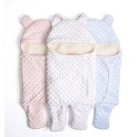 ขนแกะผ้าห่มเด็กทารกแรก