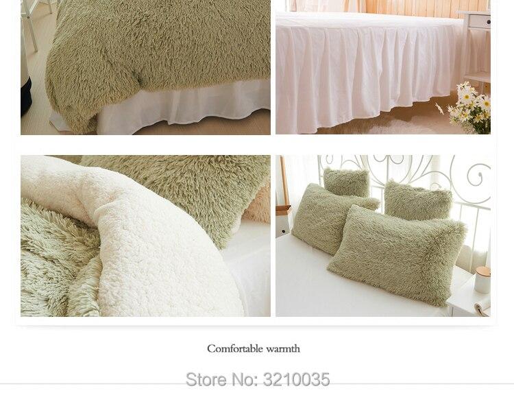 HTB1ymunmJnJ8KJjSszdq6yxuFXa2 - Velvet Mink or Flannel 6 Piece Bed Set, For 5 Bed Sizes, Many Colors, Quality Material