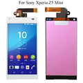 4.6'' For Sony Xperia Z5 Compact Mini E5803 E5823 LCD Display Touch Screen with Digitizer Assembly+ Adhesive+Tools,Free shipping