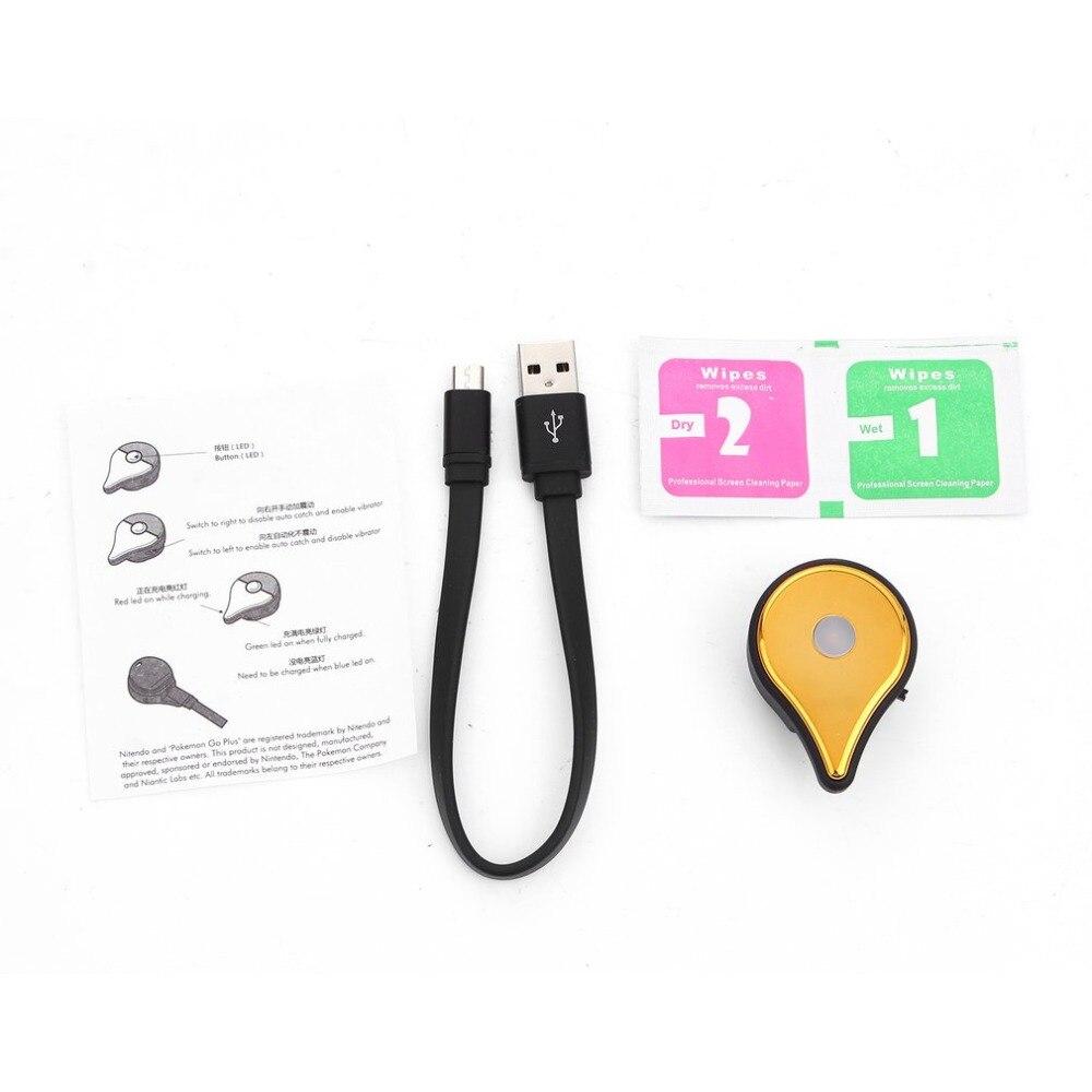 2018 Plus récent pour Pokemon GO Plus Bluetooth Bracelet interactif Figure jouets pour Nintendo interactif Bracelet dispositif cadeau