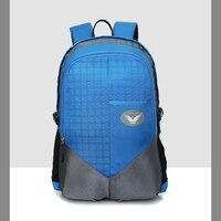 40L Outdoor Climbing Bag Professional Waterproof Cover Backpack Comfortable Mountain Hiking Sport Bags Travel Men Women