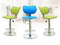 Гостиная кофе чай стул спальня исследование стул зеленый цвет Бесплатная доставка мебелью рынка Розничная и оптовая продажа
