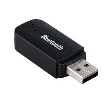 3.5 мм USB Bluetooth Адаптер Беспроводной Bluetooth Стерео Аудио Музыка Приемник Динамик для iphone/samsung/HTC Телефоны