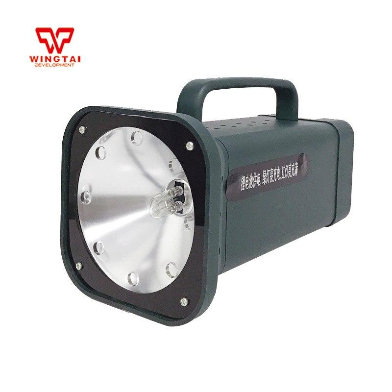 HS-852 Rechargeable Stroboscope Tachometer 1200 ~ 6000 times / minuteHS-852 Rechargeable Stroboscope Tachometer 1200 ~ 6000 times / minute