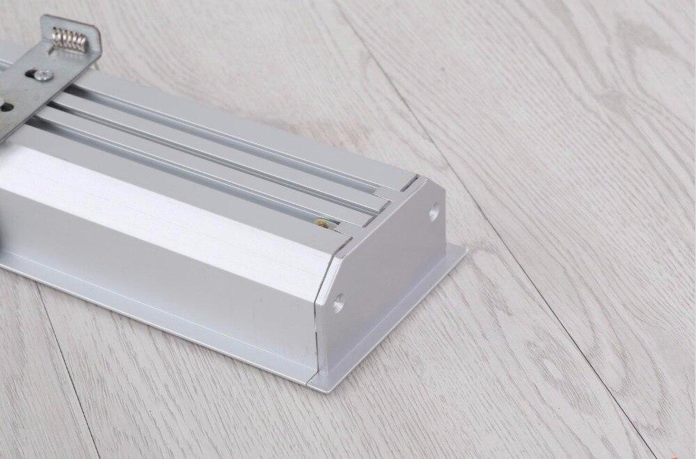linear levou luminária