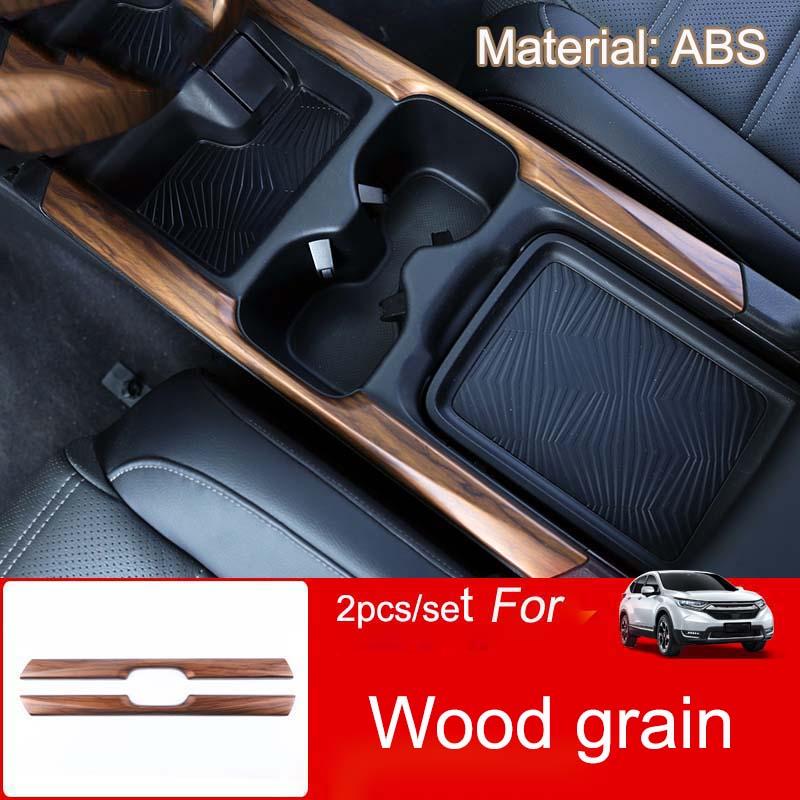 1PCS Stainless Steel Transmission Shift Gear Trim Panel for Honda CRV CR-V 2017