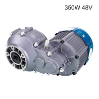E bike motor conversion kit BM1418HQF 350W 48V DC Brushless Motor for E scooter Electric tricycle chairwheel motorcycle