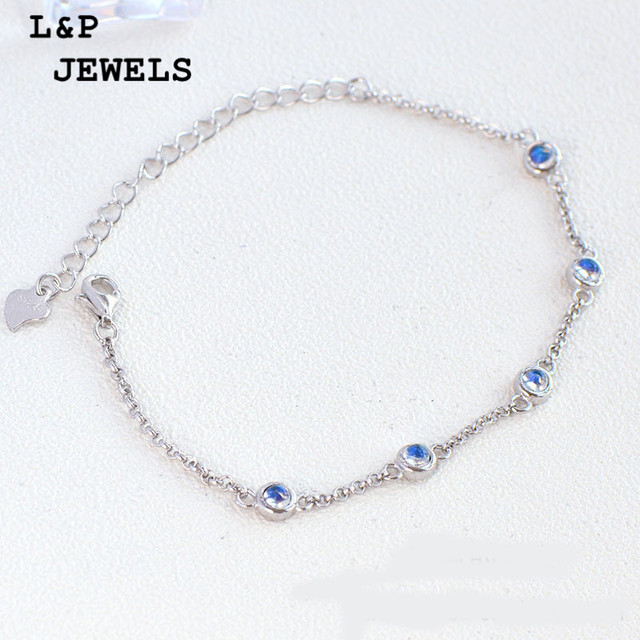 Original Design Moonstone Real 100% 925 Sterling Silver Bracelet For Women Nepal Gem Stone Elegance Bracelet Wedding Jewelry