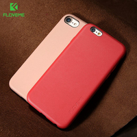 FLOVEME Leather Case For IPhone 6 6S 7 Plus Full Coverage Shockproof Cover For IPhone 7