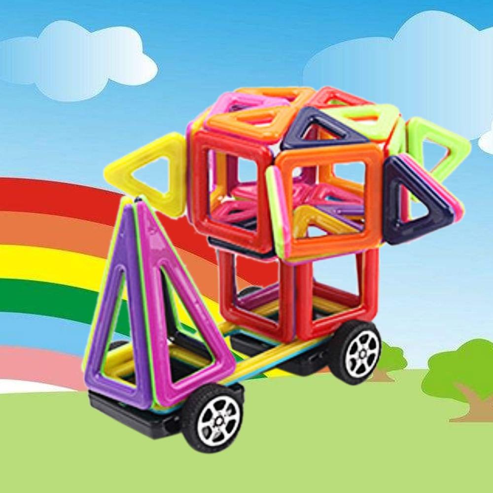 64 шт. Портативный ребенок, блоки детские развивающие игрушки укладки блоки указан с коробка для хранения для мальчиков и девочек ...