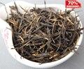 Venta al por mayor Classic 58 FENGQING Dianhong té una yema de dos hojas de té de agujas de pino té negro de alta calidad 100g envío gratis