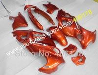 Hot Sales,98 07 GSXf750 GSXf600 moto Fairing For Suzuki Katana GSX750f GSX600f 1998 2007 Orange Bodywork Fairing kit