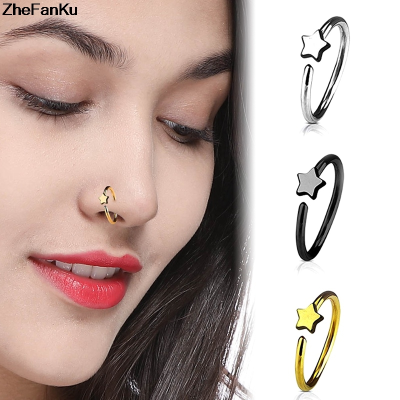 Top 10 Cute Fake Nose Rings List And Get Free Shipping 54f2ab6d