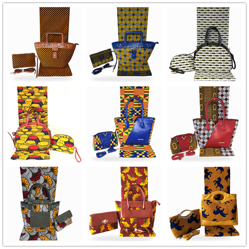 Fashions Africa Design Womans Clutch Bags,High Quality Wax Handbag Matching 6 Yards Wax Hollandais African Prints Cotton FabricFashions Africa Design Womans Clutch Bags,High Quality Wax Handbag Matching 6 Yards Wax Hollandais African Prints Cotton Fabric
